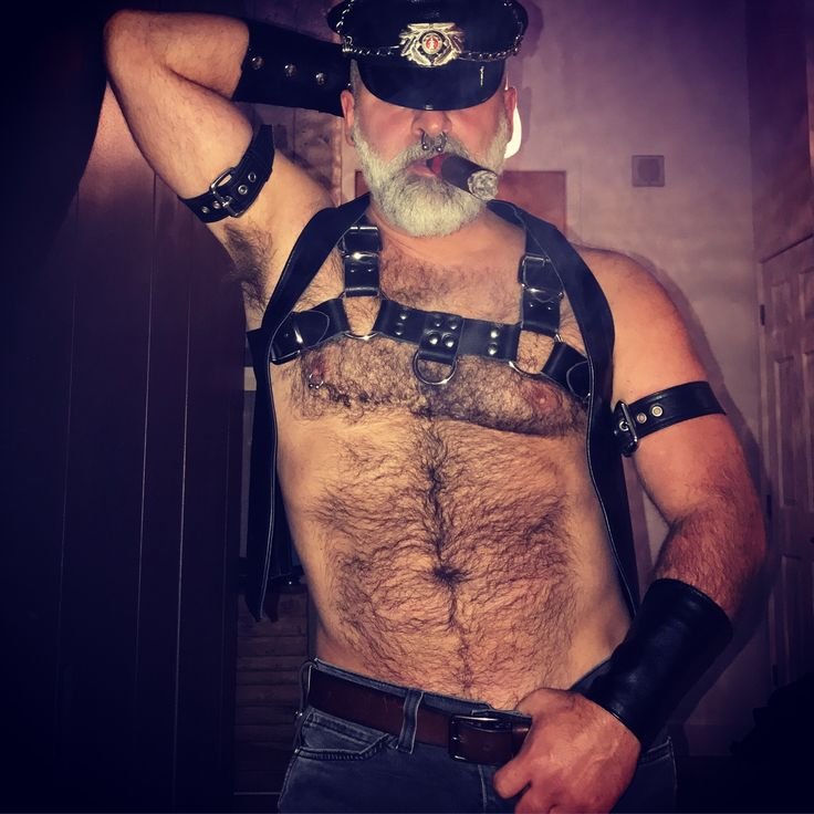 from Brantley gay pig leather