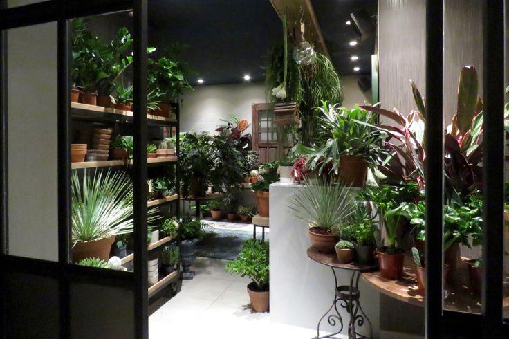 Flower shop Le jardin in Utrecht