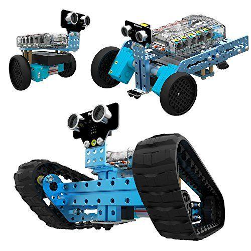 Makeblock mBot Ranger Transformable STEM Educational Robot Kit,a three-in-one educational robot kit for both learning programming and having fun. - https://www.bestofchristmastoys.com/makeblock-mbot-ranger-transformable-stem-educational-robot-kita-three-in-one-educational-robot-kit-for-both-learning-programming-and-having-fun/