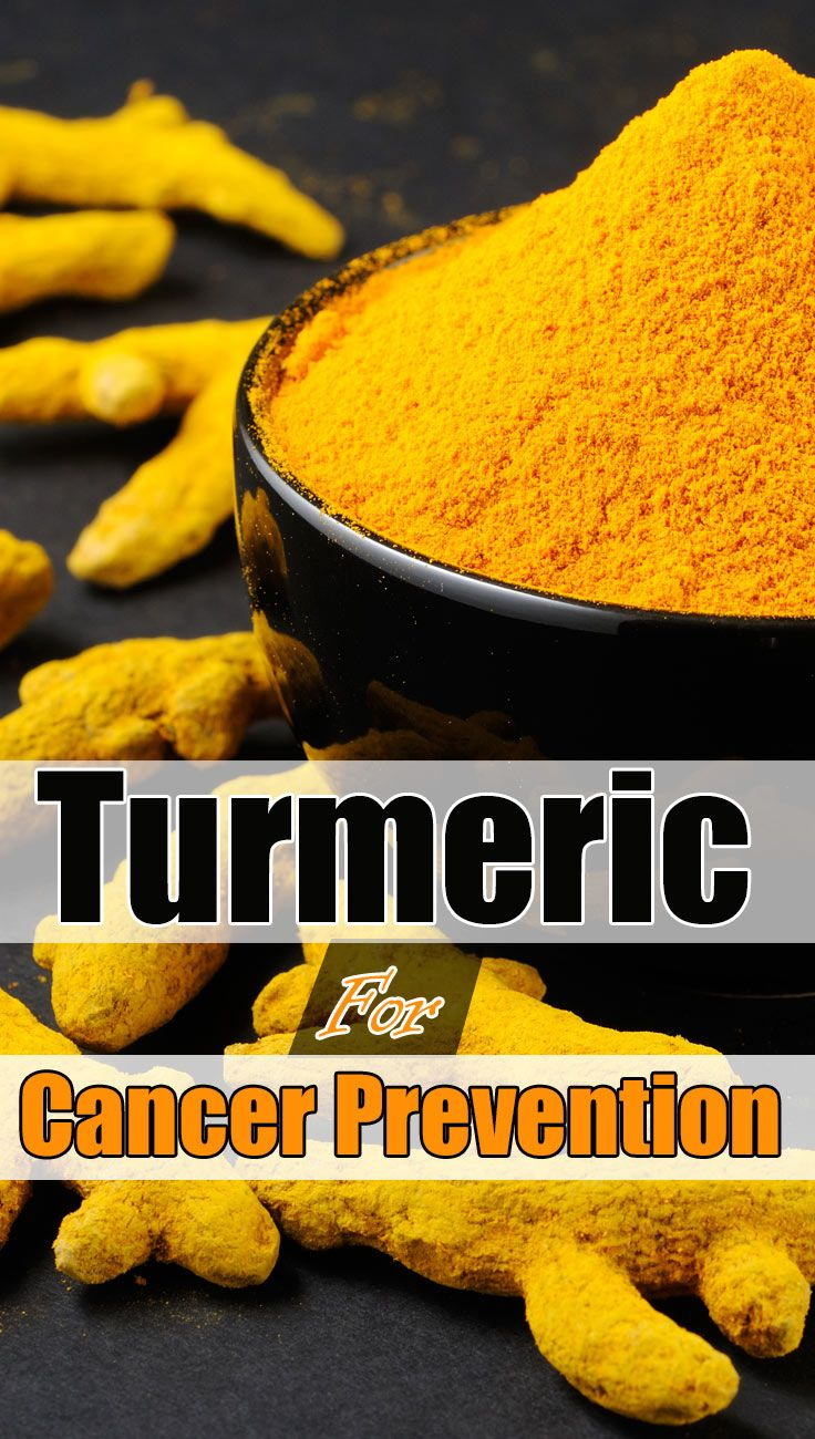 Why 93% Doctors Recommend Turmeric For Cancer Prevention