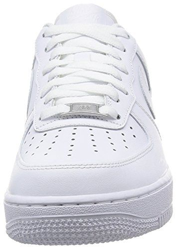 wholesale dealer a1a3f f9f6a NIKE MENS AIR FORCE ONE SNEAKER (SIZES 7-14) White – Footwear Sneakers  10 97.90