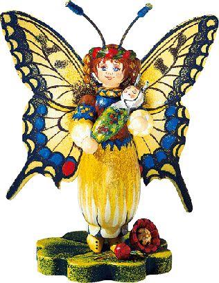 """""""Schwalbenschwanz""""   Schmetterlingskind"""