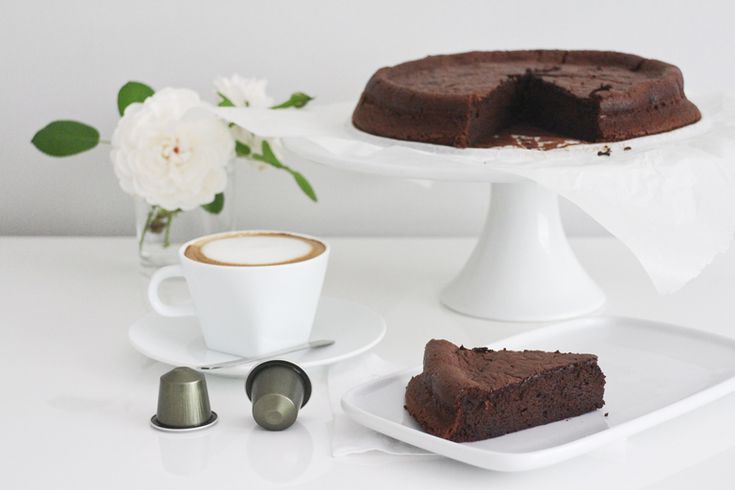 Chocolate, Nutmeg and Coffee Torte | Made From Scratch
