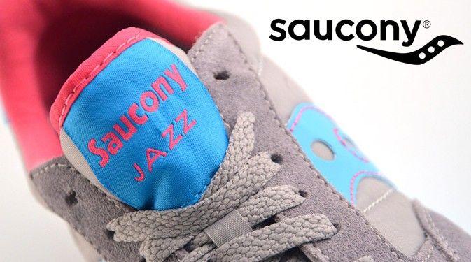 I nuovi colori invernali delle Sneaker Saucony su Oliviero Firenze