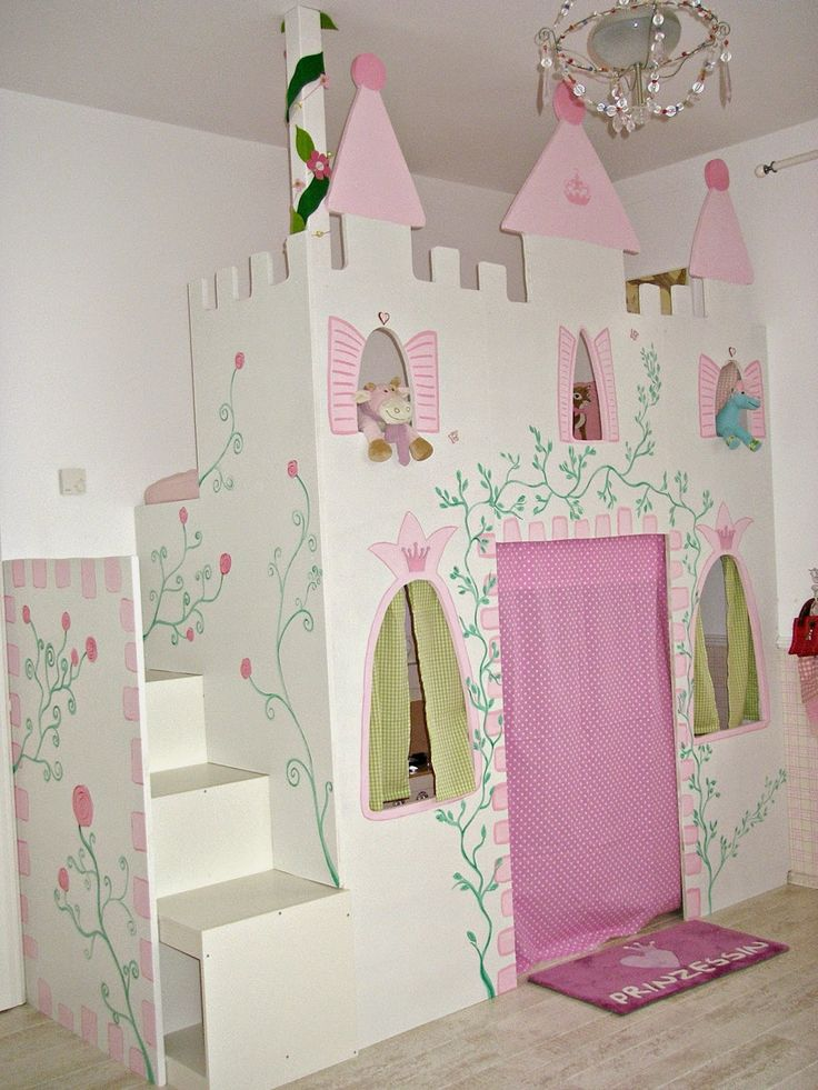 25 besten kinderzimmer bilder auf pinterest spielzimmer. Black Bedroom Furniture Sets. Home Design Ideas