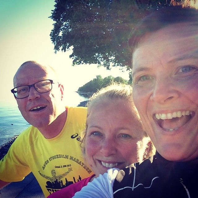 At Stora Enso we are all for a healthy lifestyle. If you're lucky, you might even find some colleagues to take a morning run with!