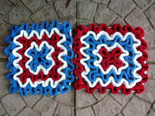 LINDEVROUWSWEB: Squiggly, Wiggly Crochet - Kronkelig, Wiebelig Haakwerk