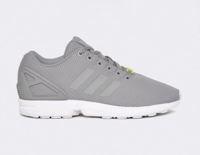 #adidas ZX Flux Grey #sneakers