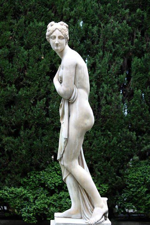 ¿Qué sabes de la diosa Venus (Afrodita para los griegos) en la antigua Roma? #inspirationMW