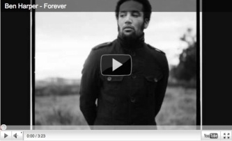 """Ben Harper's """"Forever"""".  The perfect song for a perfect evening.  #TheLANEWeddings"""