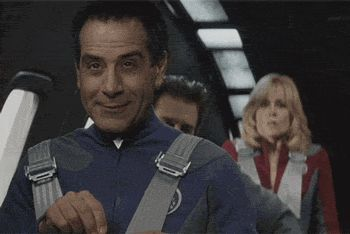 "I got Tech Sergeant Chen! Which ""Galaxy Quest"" Crew Member Are You?"