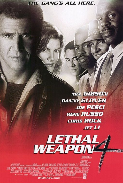 Lethal Weapon 4 - Jet Li's First American Performance - Bad Ass
