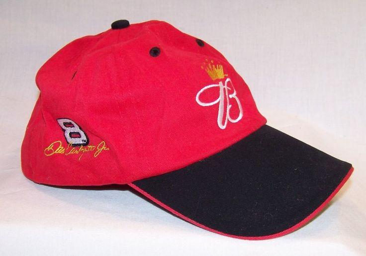Dale Earnhardt Jr. #8 - Budweiser Baseball Cap - One Size Fits Most - NASCAR Hat #NUFIT #HendrickMotorsports