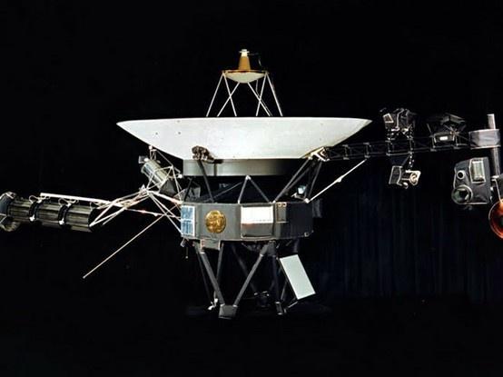 La primera nave de la Tierra que sale del Sistema Solar.