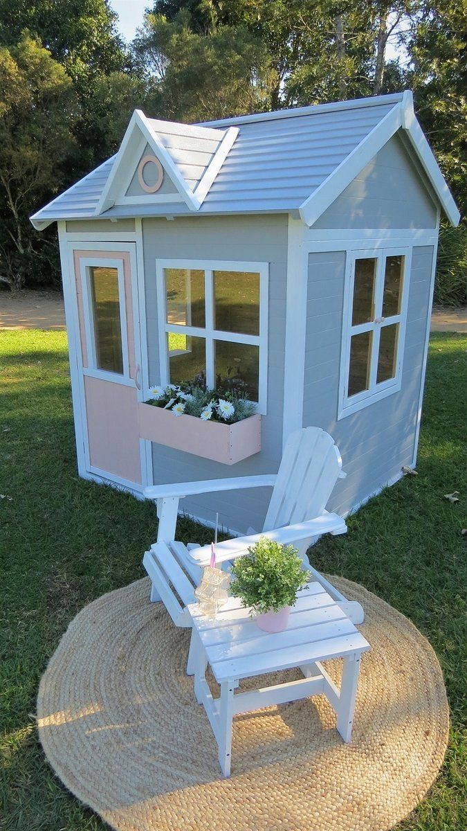 huts for kids design in 2020 Kids cubby houses, Cubby