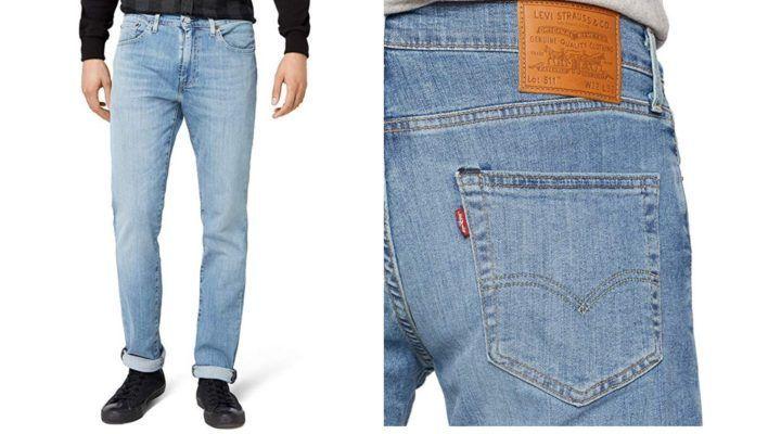 b4a5a18508 Chollo! Pantalones Levis 511 Slim Fit por sólo 4949 (antes 9093 ...