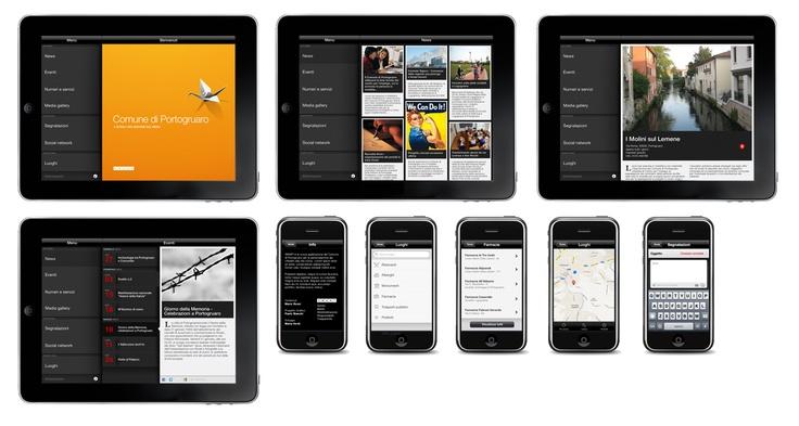 SMART | App design | 2012
