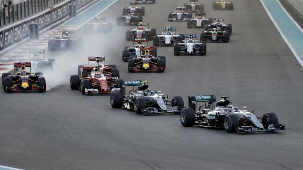 El calendario 2017 de la Fórmula 1 con 20 carreras y sin GP Alemania como estaba previsto  Fórmula 1.