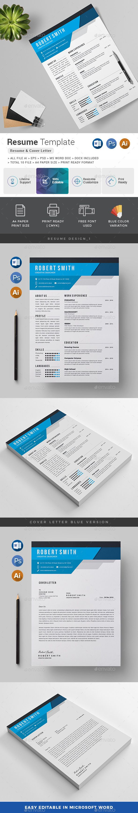 Best 25+ Resume fonts ideas on Pinterest | Resume ideas, Resume ...