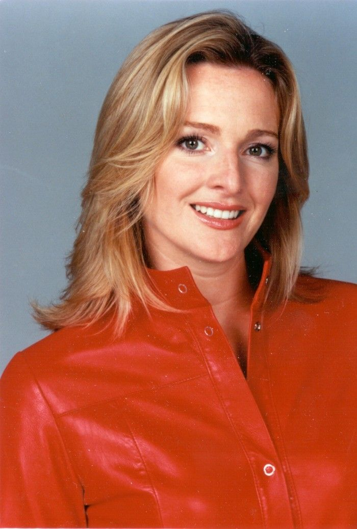 Gabby Logan - now a leading sports presenter and television host, formerly an international gymnast