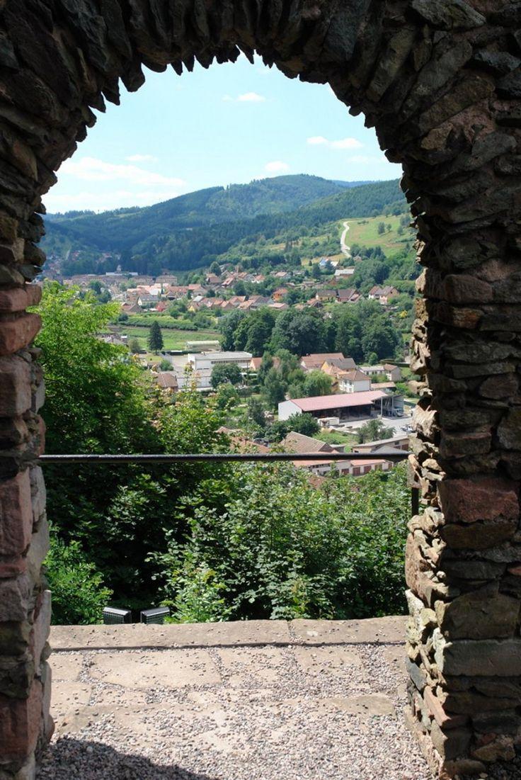 Musée du Château à Schirmeck - #Alsace