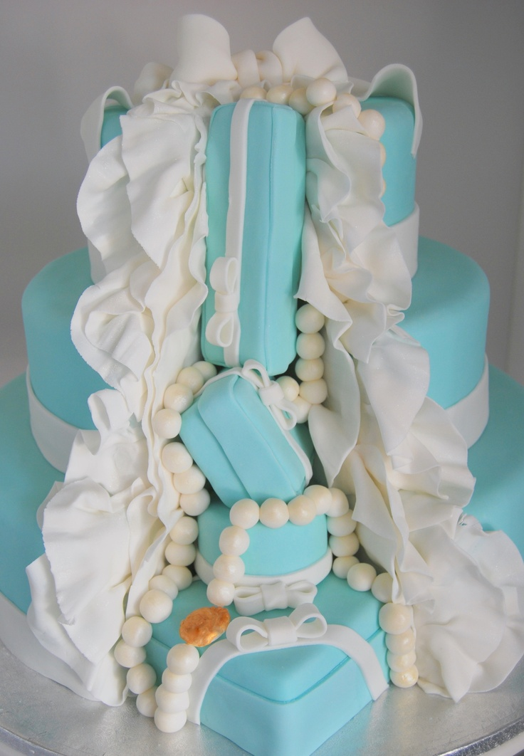 the shopping cake...