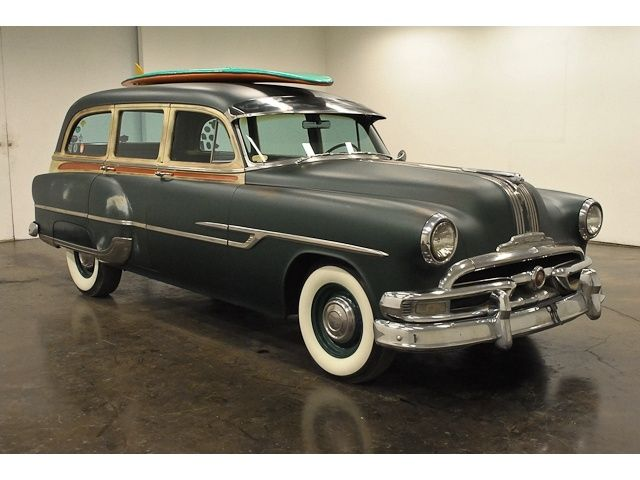 Classic Old Car Pictures. Is It Classic Cars or Vintage Cars? – Pontiacs 1950 to 1964