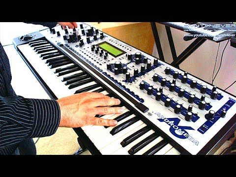 Alesis Andromeda A6 analog synthesizer demo -- Ambient chillout space music on Alesis A6 Andromeda analogue synth.  Artwork © John Harris and John Berkey.    ► SUBSCRIBE TO MY CHANNEL FOR NEW DEMOS & MUSIC http://www.youtube.com/subscription_center?add_user=synth4ever  ► Buy Music: http://synth4ever.bandcamp.com  ► Connect: http://www.synth4ever.com http://www.facebook.com/synth4ever.music http://www.soundcloud.com/synth4ever http://www.youtube.com/synth4ever…