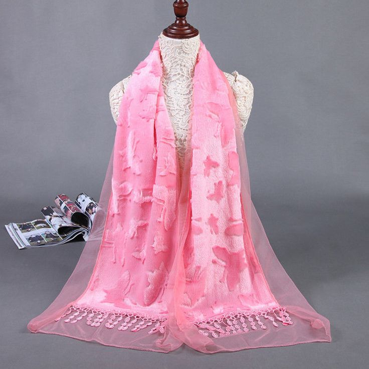 New Warm Lady Shawl Double Stitching Embossing Flannel Design Long Thick Scarf #Handmade #ShawlWrapScarf #Everyday
