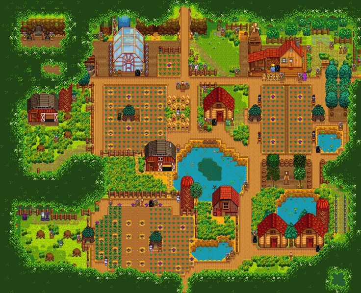 Image Result For Stardew Valley Farm Entrance Stardew