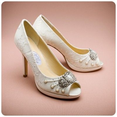 Devotion Wedding Shoes By Diane Hall Available To Http Www