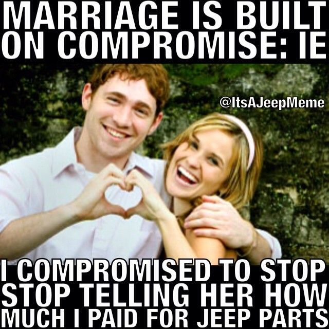 ❤️ My Wife n Jeep