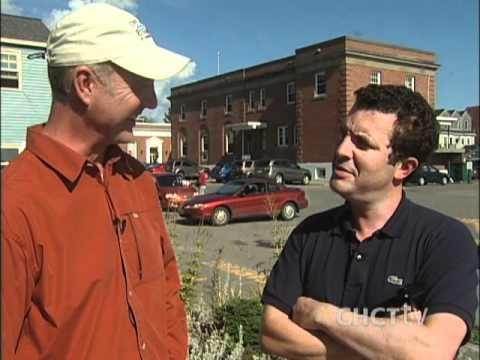 Rick Mercer visits St. Andrews, New Brunswick