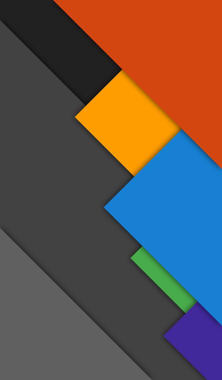 Material design wallpaper | Fondos de colores, 1440x2560 ...