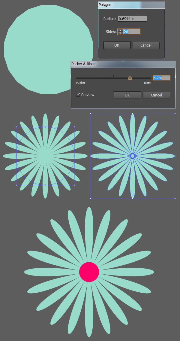 Create an Easy Field of Flowers Pattern Design in Adobe Illustrator - Tuts+ Design & Illustration Tutorial