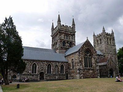Wimborne Minster - Wikipedia, the free encyclopedia