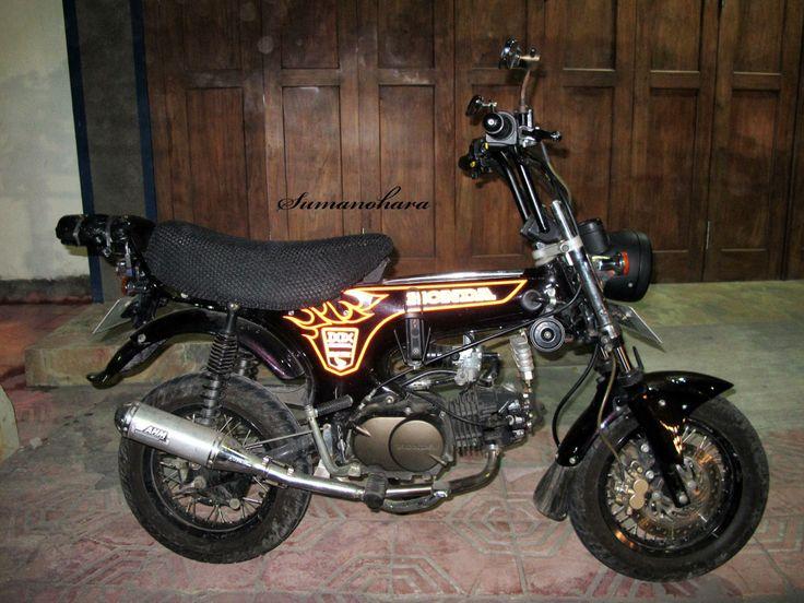 black dax / st 70
