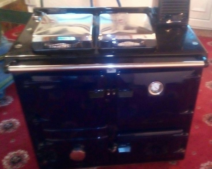 My rayburn cooker