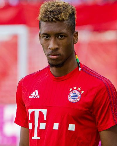 Kingsley Coman, FC Bayern / France. Dude is YOUNGER than me playing for one of the top 5 teams in the world. Certified badass.