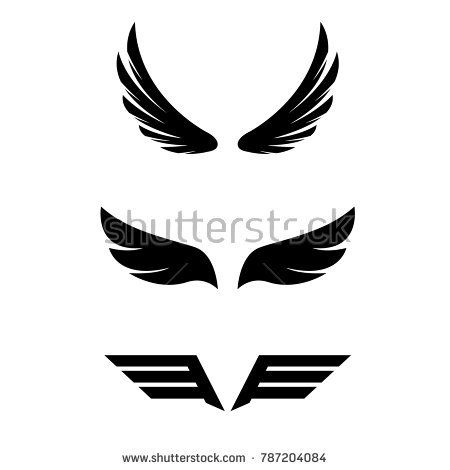 wings collection illustration design