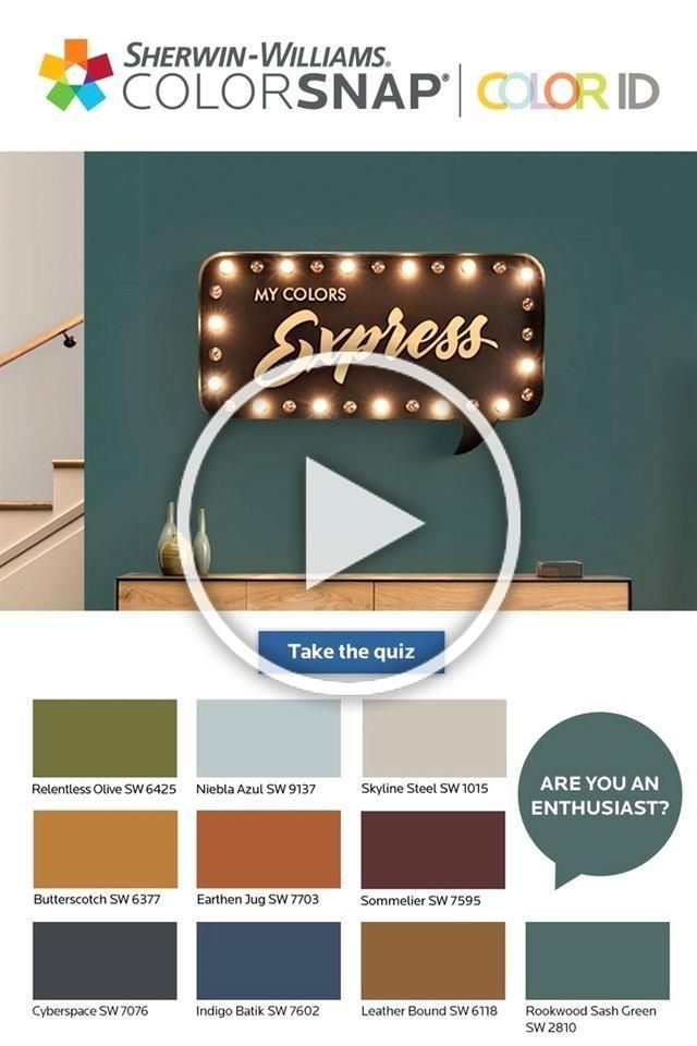 Color Find Id Palette Quiz Sherwinwilliamswhats Home