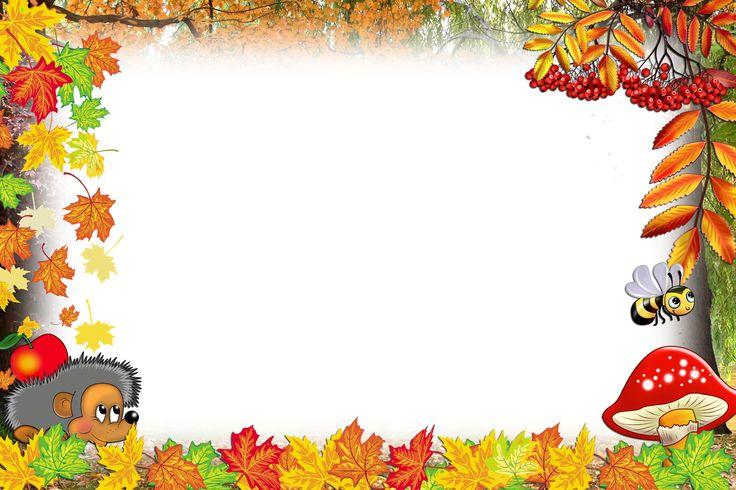 dibujos otoño png - Buscar con Google