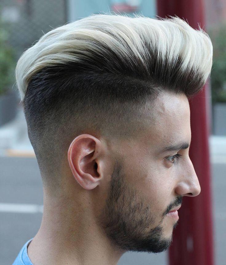 "53 Likes, 1 Comments - Men Haircut (@menhaircuts) on Instagram: ""@labarberiadevigo - BOOM! CAMBIO DE LOOK  -- ⭕⭕ -- Hard color -- ⭕⭕ ---…"""