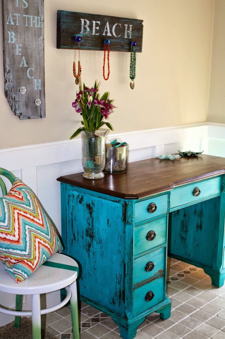 MakeMePrettyAgain: Another Gem color in Milk Paint