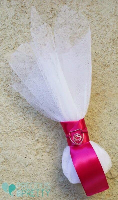 Μπομπονιέρες γάμου Γ162