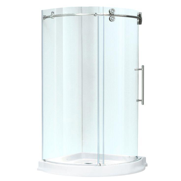 round shower kits corner. 69 best Bathroom images on Pinterest  Master bathrooms Subway tile and Backyard ideas