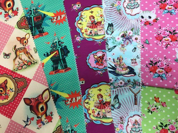 Wu and Wu fabric  #wuandwu