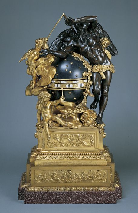 The last Imperial Easter Egg commissioned by Tsar Nicholas II for his wife Alexandra Feodorovna was the Constellation Egg of 1917. It is one of the most tantalising of Fabergé's Imperial eggs, not least because it was never completed and its component parts were only recently identified in Moscow.