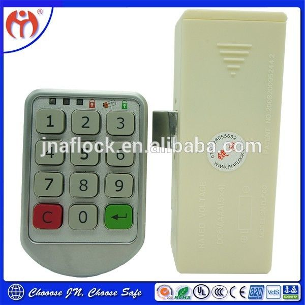 China Supplier Cheap Security Electronic Combination Safe Digital Locks for Gun/Hotel/Wall/ Safes & Lockers & Key Cabinet