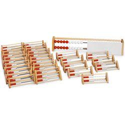 Nasco's Rekenrek Classroom Kit ~ Rekenreks ~ Counting, Sorting,  Place Value